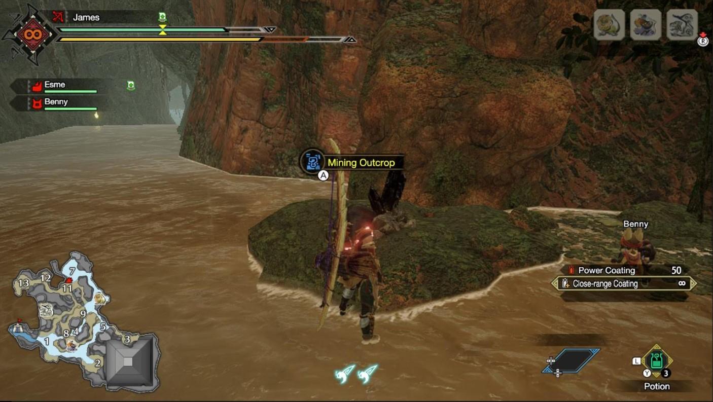 monster hunter rise lightcrystal locations 3