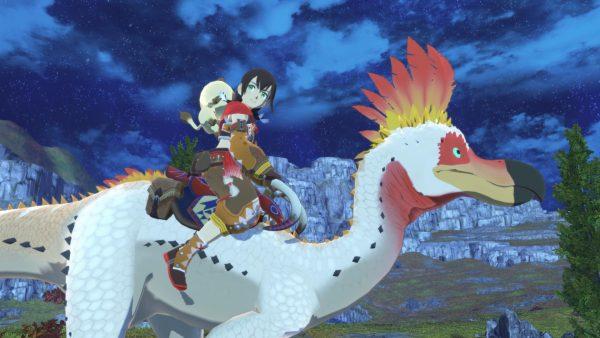 monster hunter stories 2 wings of ruin kulu riding