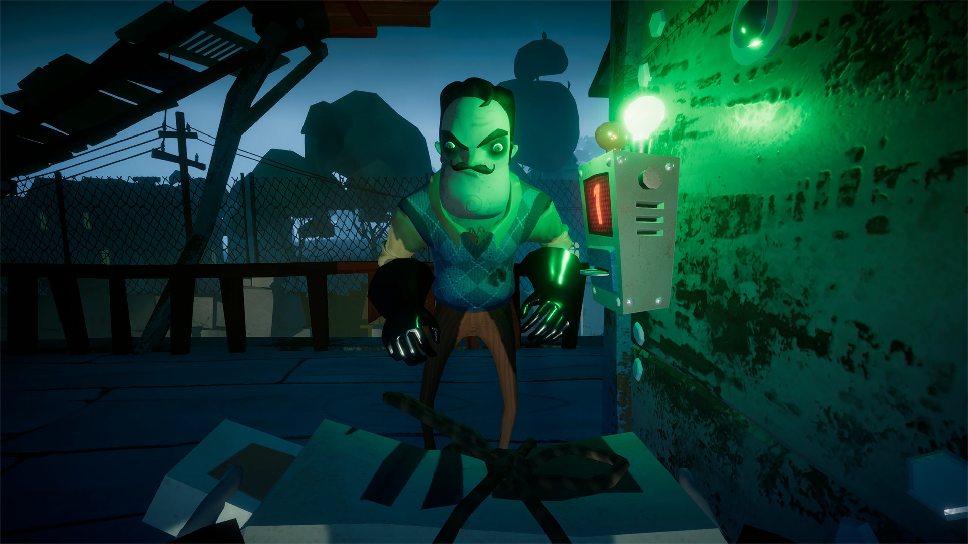 Secret Neighbor is coming to PS4, Switch, and iOS - VG247