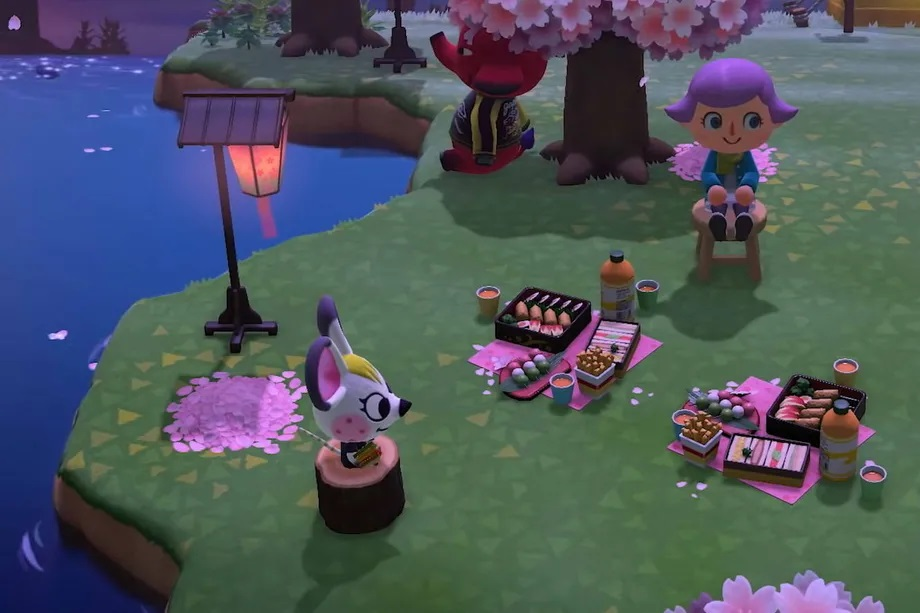Animal Crossing New Horizons Cherry Blossom Season Full Recipes List Vg247