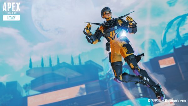 Apex Legends Legacy gameplay