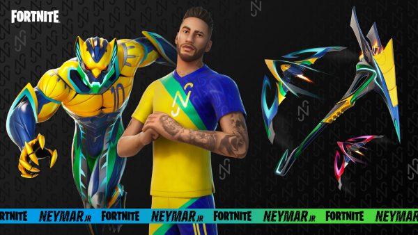 Neymar Jr Fortnite