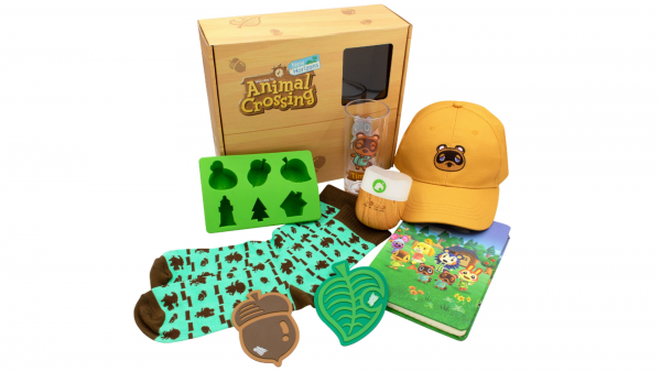 Check out this Best Buy exclusive Animal Crossing gift box, now available for pre-order