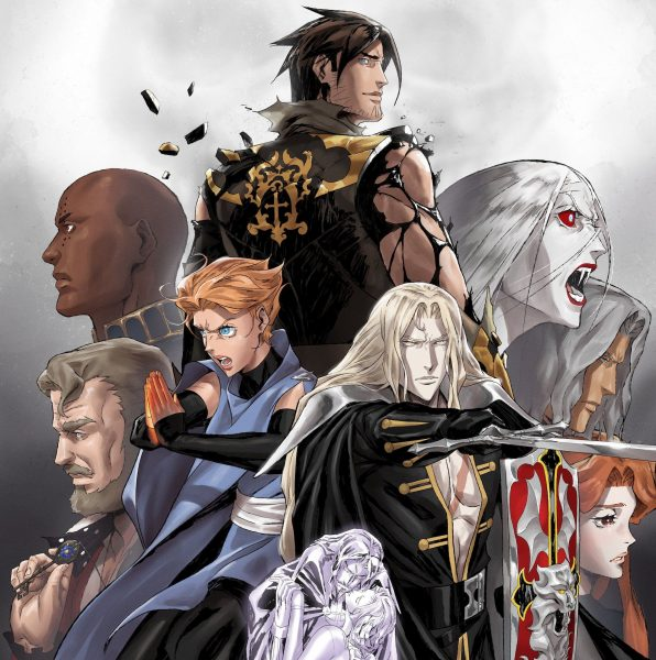 Final season of Castlevania coming in May and there's reportedly a spin-off in the works