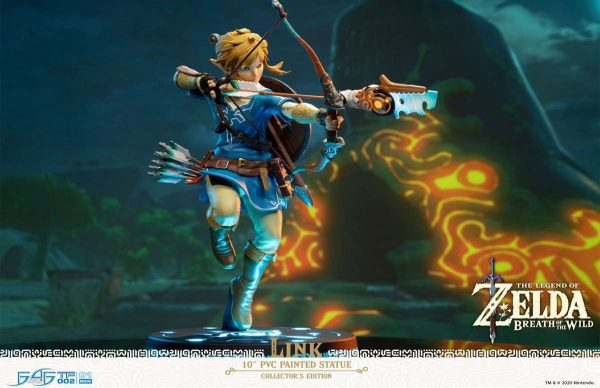 Don't miss out on pre-ordering these Breath of the Wild statues from First 4 Figures