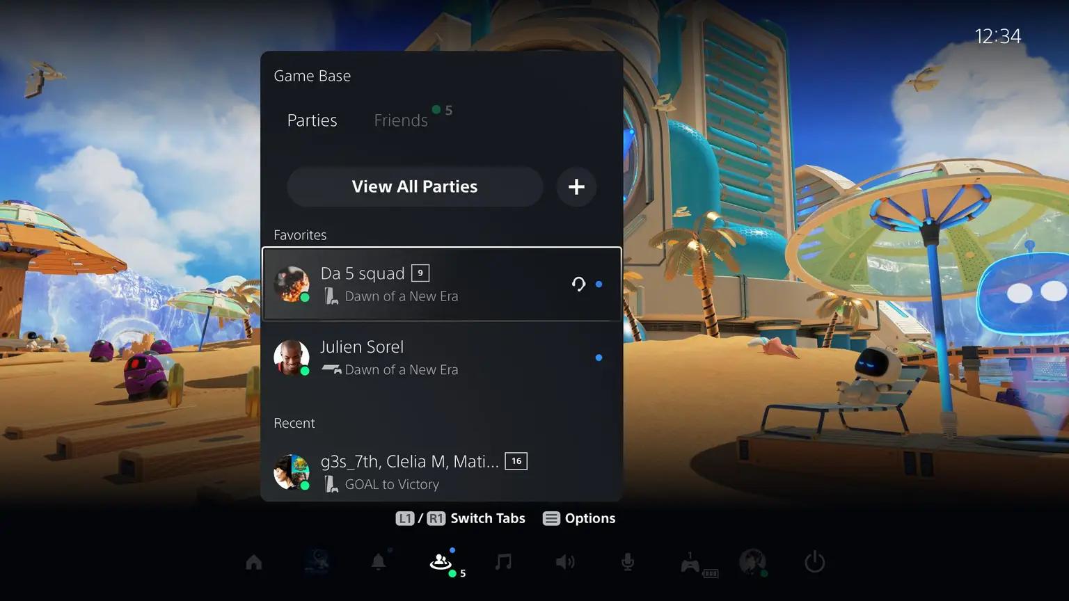 PlayStation 5'in Bu Yılki İlk Büyük Güncelleme Yarın Geliyor