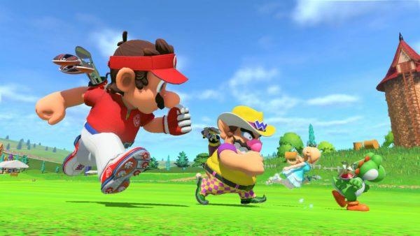 Mario Golf: Super Rush Pre-order