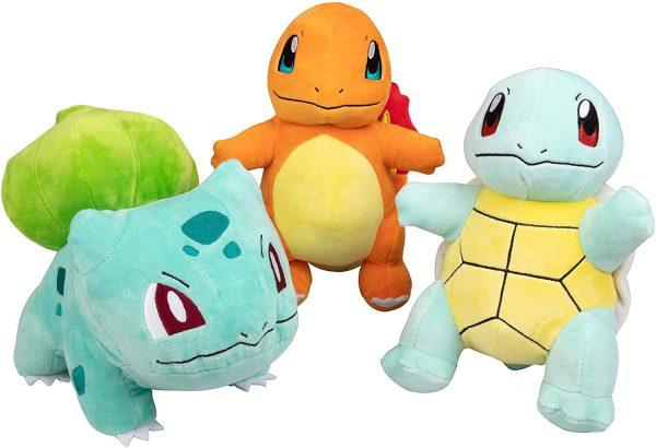 Pokemon plush deals