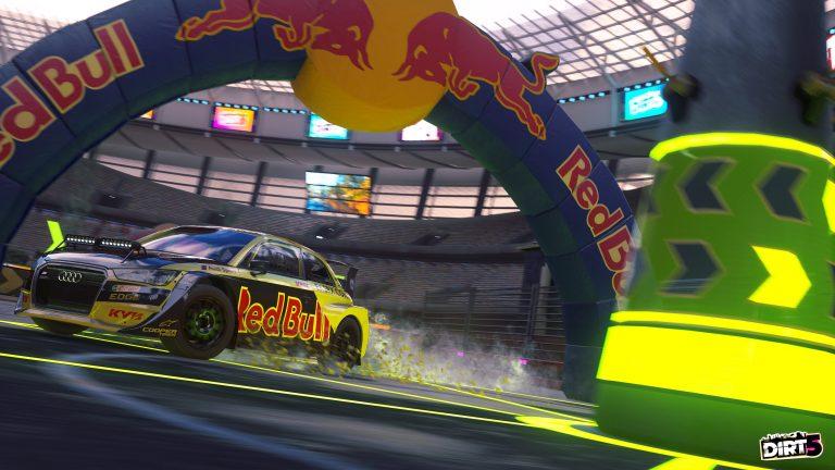 Dirt 5 Red Bull Revolution update