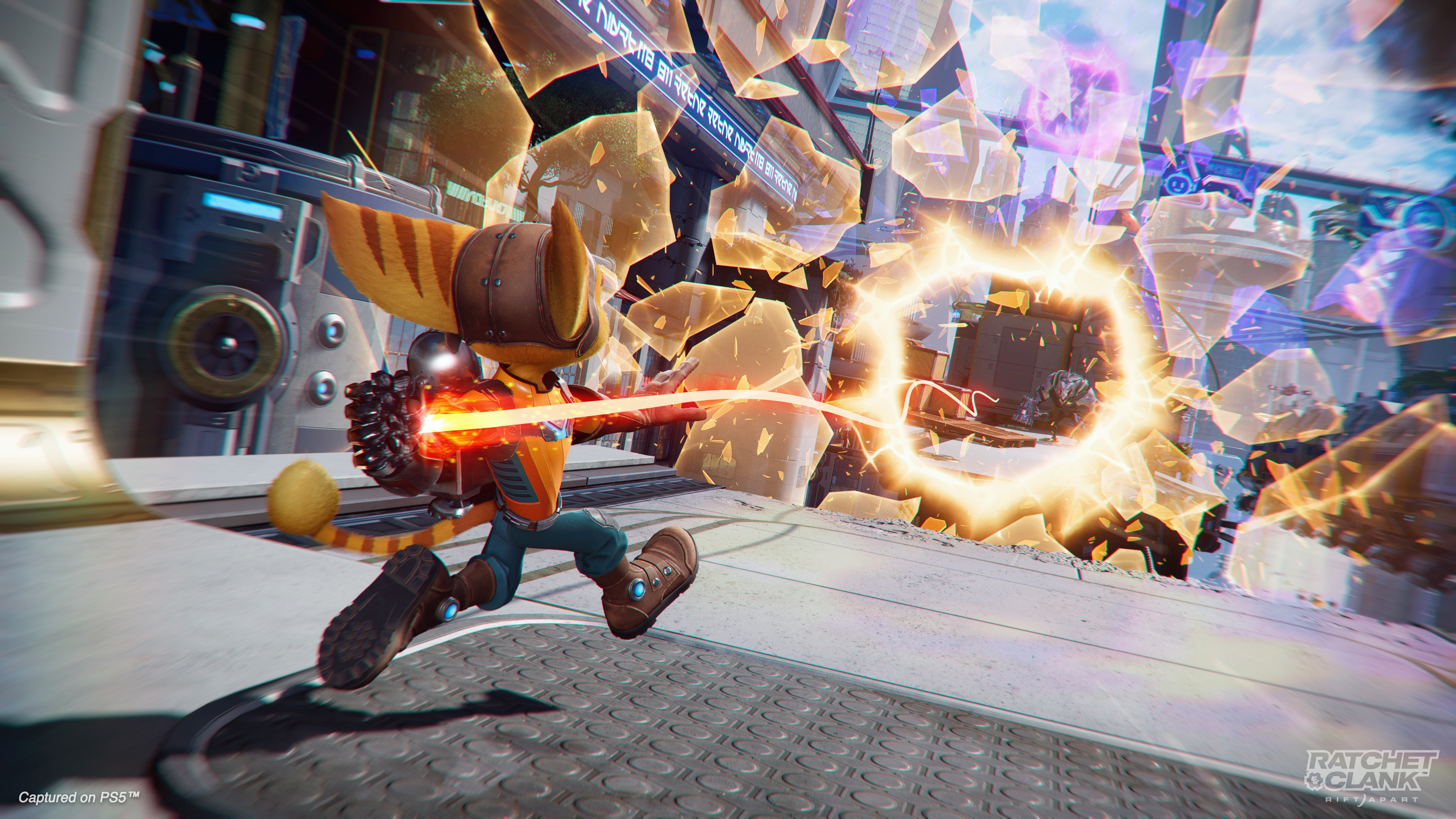 download ratchet and clank rift apart on android