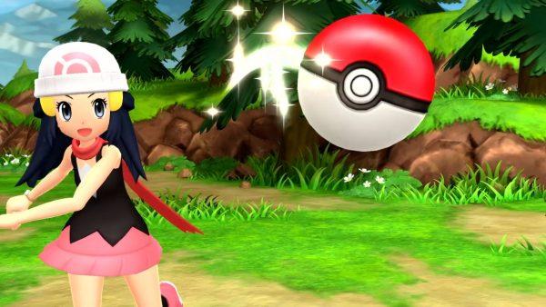 Pre-order Pokemon Brilliant Diamond and Shining Pearl