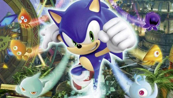 Sonic Colors Wii Box Art