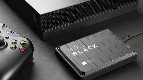 Xbox HDD WD_Black P10