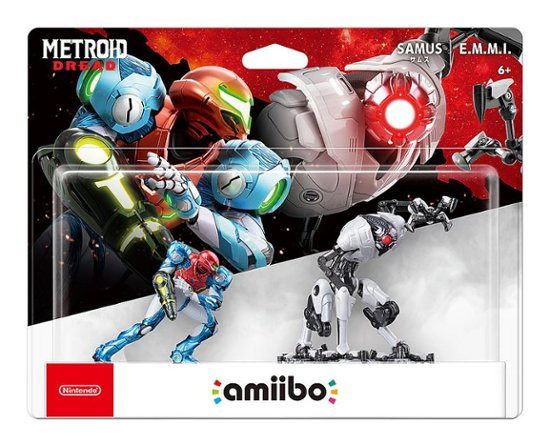 Pre-order Metroid Dread amiibo