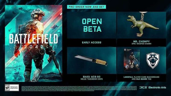 Battlefield 2042 Pre-Order Bonuses
