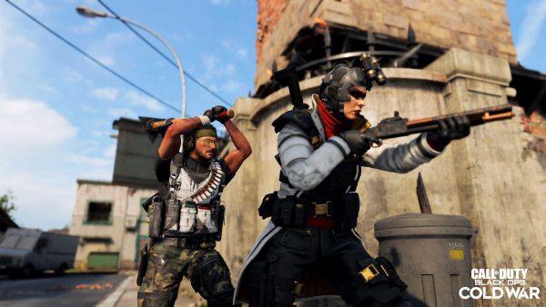 Call of Duty Warzone and Black Ops Cold War Season 4 baseball bat
