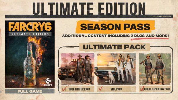 Far Cry 6 Ultimate Edition Pre-Order