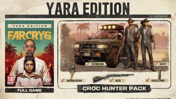 Far Cry 6 Yara Pre-Order