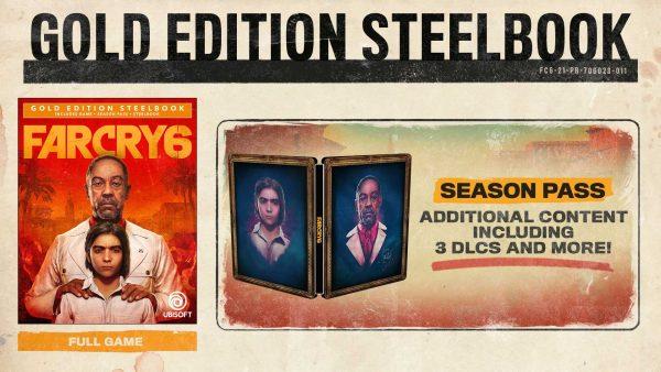 Far Cry 6 Gold Edition Pre-Order
