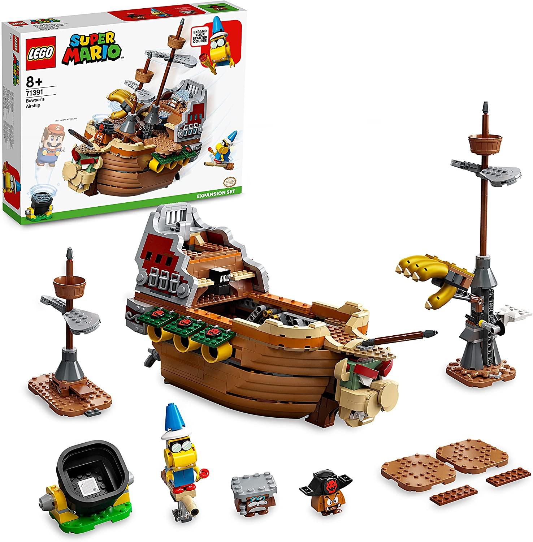 LEGO Super Mario Bowsers Airship