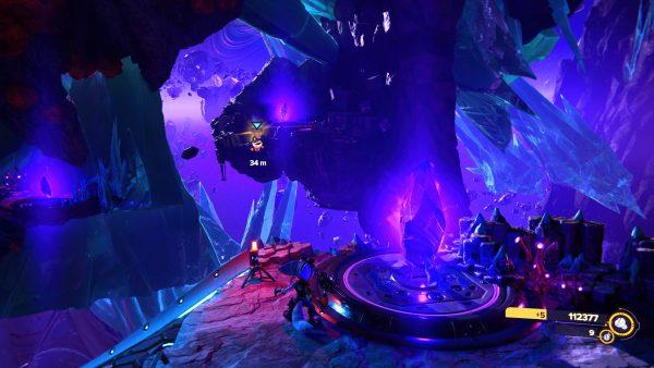 Ratchet & Clank Rift Apart Blizar Prime Gold Bolt 3 Blizon 1 location
