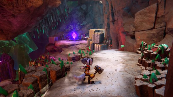 Ratchet & Clank Rift Apart Blizar Prime Gold Bolt 3 Blizon 2 location