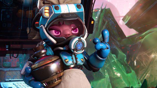 Ratchet & Clank Rift Apart Blizar Prime Spybot
