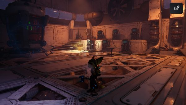 Ratchet & Clank Rift Apart Cordelion Gold Bolt 1 location screenshot