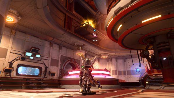 Ratchet & Clank Rift Apart Cordelion Spybot