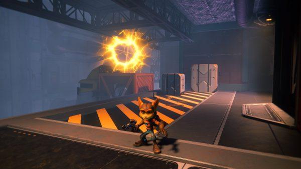 Ratchet & Clank Rift Apart Corson V Gold Bolt 3 location screenshot