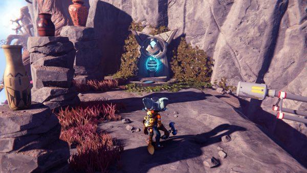Ratchet & Clank Rift Apart Lorb location 1 screenshot