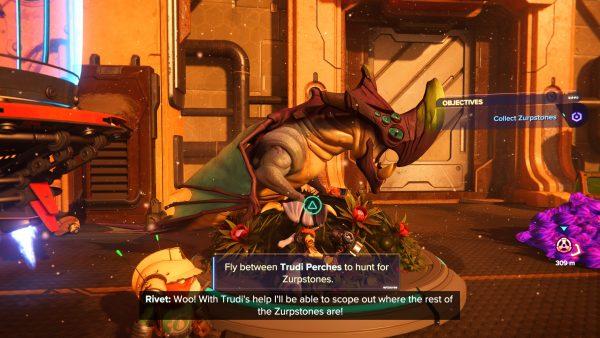 Ratchet & Clank Rift Apart Sargasso Spybot location Zurpstones