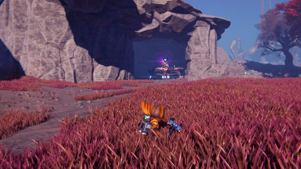 Ratchet & Clank Rift Apart Savali Gold Bolt 3 location