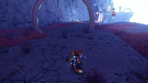 Ratchet & Clank Rift Apart Savali lorb 9 location
