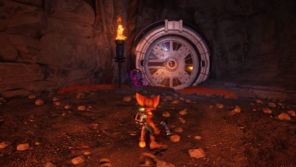 Ratchet & Clank Rift Apart Savali Gold Bolt 1 location screenshot