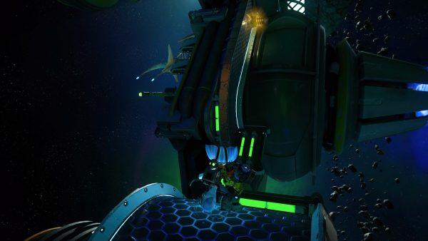 Ratchet & Clank Rift Apart Scarstu Gold bolt 1 location screenshot