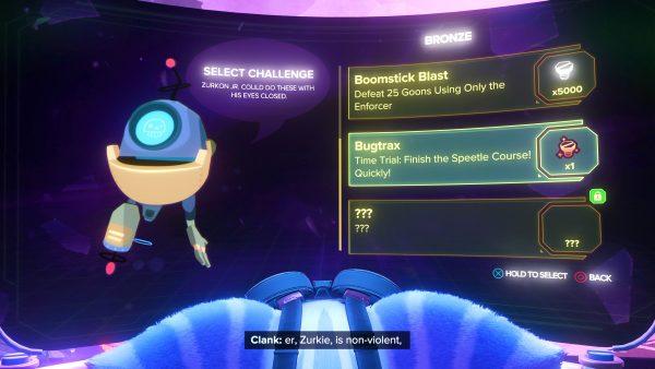 Ratchet & Clank Rift Apart Gold Bolt 2 location