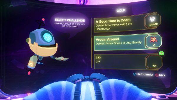 Ratchet & Clank Rift Apart Scarstu Spybot 2 location