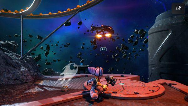 Ratchet & Clank Rift Apart Scarstu Spybot 1 location screenshot