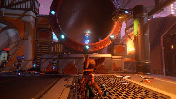 Ratchet Clank Rift Apart Spybot Corson V screenshot