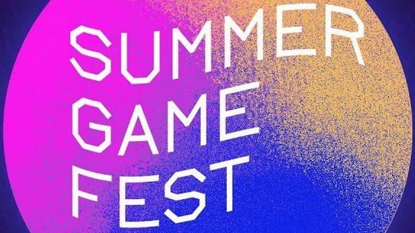 Summer Game Fest header