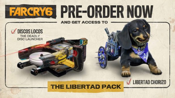 Libertad Pack Far Cry 6 pre-order