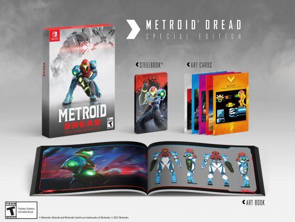 Pre-order Metroid Dread Special Edition