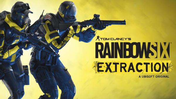 Pre-Order Rainbow Six: Extraction
