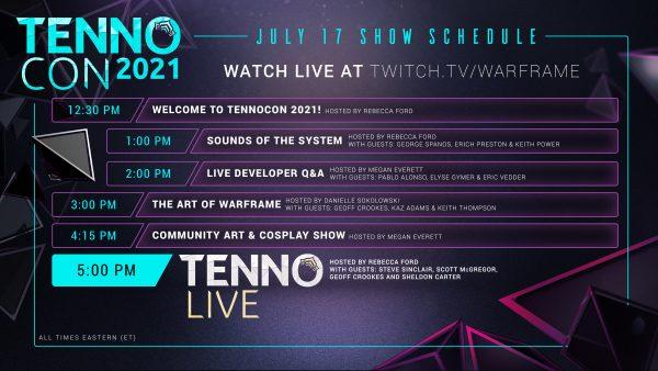 TennoCon2021