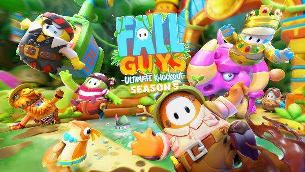 Fall Guys Season 5 kicks off a Jungle Adventure on July 20 [Update]