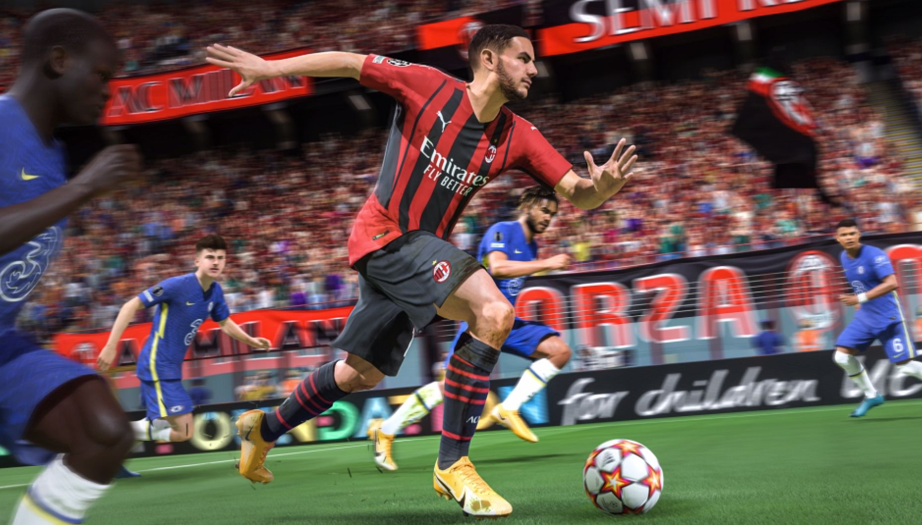FIFA 22 team discuss development and HyperMotion tech in latest EA