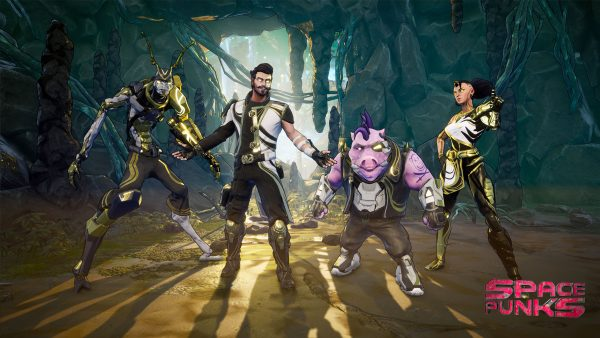 Space Punks' Flying Wild Hog on merging Diablo with Helldivers, the grind, and its live service plans