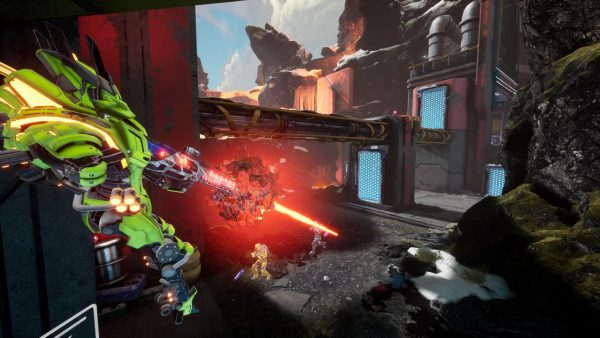 Splitgate dev forced to take the beta offline because it was too popular