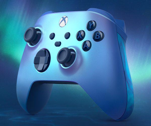Aqua Shift Special Edition Xbox Wireless Controller